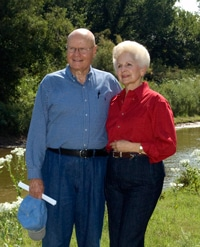 image of Merrill and Nadyne Burruss