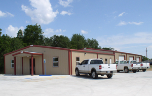 image of Coal County Conservation District's new office building