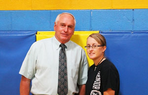 image of Dale Jenkins and Jacie Brown