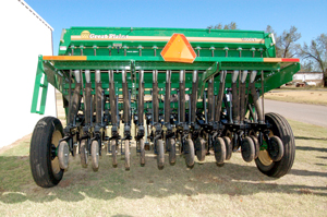 image of grass drill