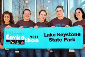 image of Lawton High School FFA team