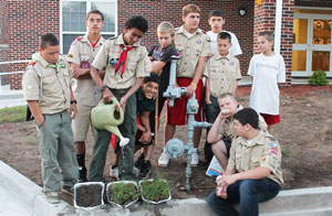 image of Holdenville Boy Scout Troop 456