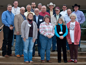 image of OACD Conservation Leadership Class 2012