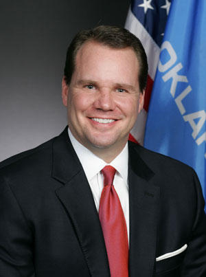 image of Lt. Gov. Todd Lamb