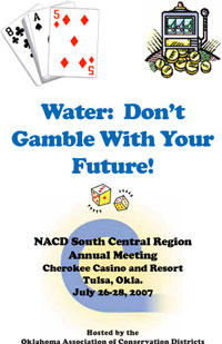 image of NACD event flyer