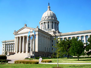 image of OK State Capitol
