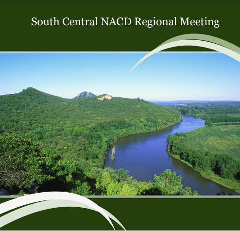 National Association of Conservation Districts South Central Meeting