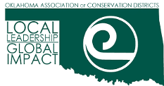 Oklahoma Association of Conservation Districts Annual Meeting logo