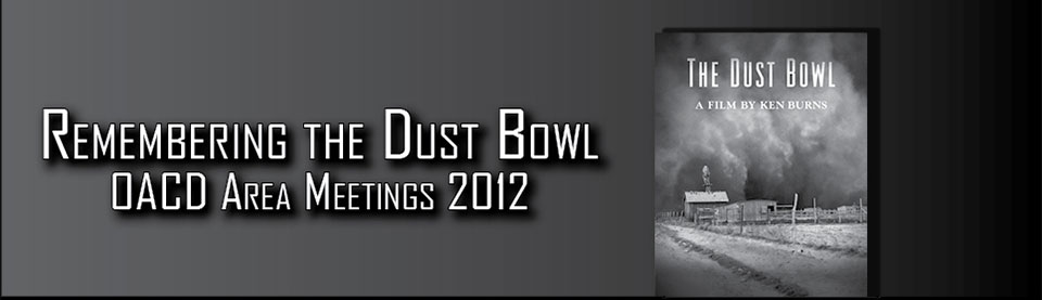"""graphic """"remembering the dust bowl"""""""