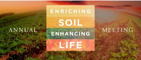 "Soil Health Institute two-day webinar, ""Soil Health: Enriching Soil, Enhancing Life"""