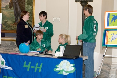 image of the McClain County 4-H Chapter