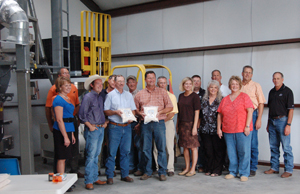 image of SPARC and Great Plains RC&D members, co-sponsors and gathers